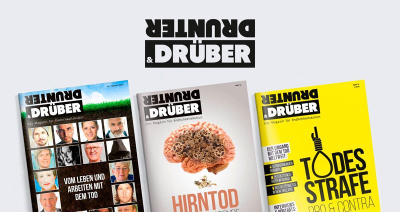 drunter&drüber Magazin