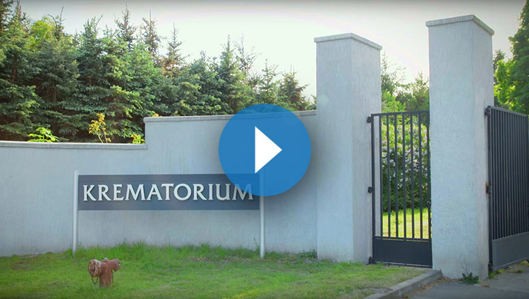 Krematorium Forst Video