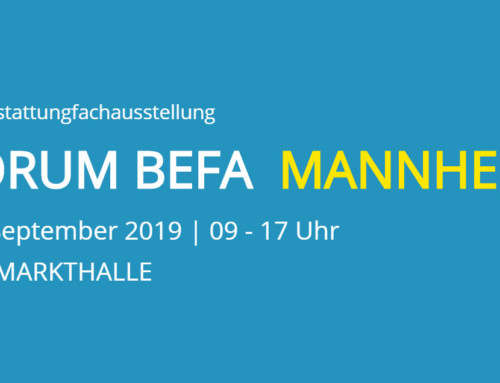 19. Bestattungfachausstellung FORUM BEFA 2019
